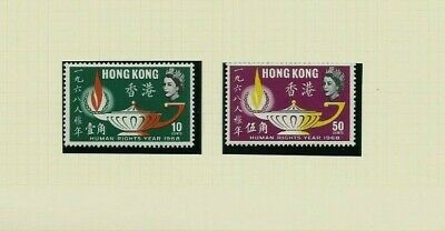 Hong Kong  -1968 New Year, Year Of The Monkey - , Complete Fine Very Lhm.