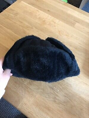 Vintage Trapper Hat Fur