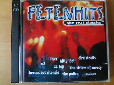 Fetenhits The Real Classics Vol.1 Die Erste Partyhits Hits Doppel-Cd