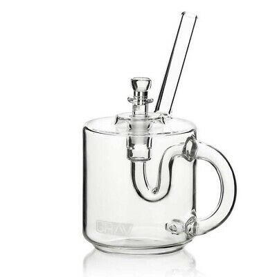 GRAV Labs Sip Series Coffee Mug Bubbler w/ 14mm Cup Bowl — New, Limited Edition