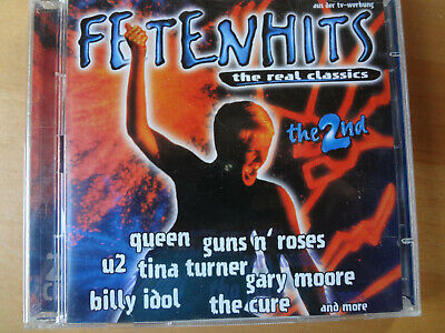 FETENHITS THE REAL CLASSICS the2nd VOL.2 DIE ZWEITE PARTYHITS HITS DOPPEL-CD