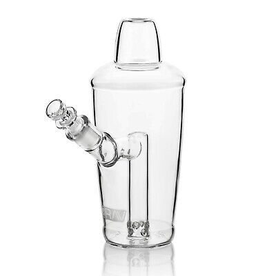 GRAV Labs Sip Series Martini Shaker Bubbler w/ 14mm Cup Bowl — Limited Edition
