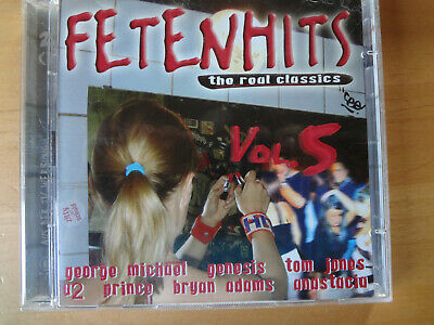 Fetenhits The Real Classics Vol.5 Die Fünfte Partyhits Hits Doppel-Cd