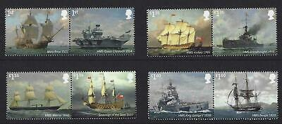 GB 2019 ROYAL NAVY SHIPS PRESENTATION PACK No.576. Royal Mail Issue  **Mint**