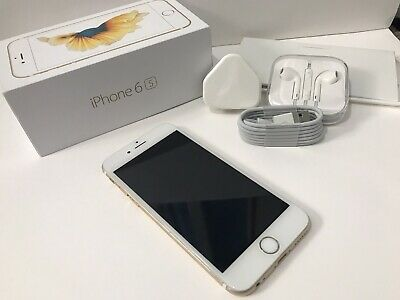 Apple iPhone 6S 16GB (unlocked) Immaculate Condition With Original Box