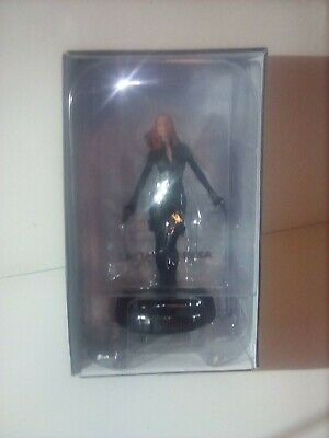 Eaglemoss Marvel Movie Collection # 2. Black Widow Boxed Figure