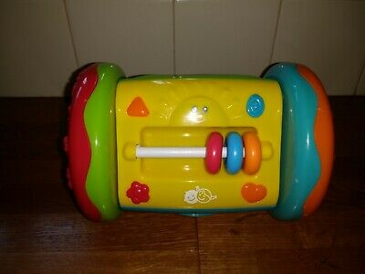 Babys Musical Rotating Colourful Toy
