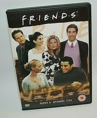 Friends - Series 6 - Episodes 17-24 (DVD, 2000)