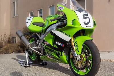 Kawasaki Zx7rr Race Kit Parts