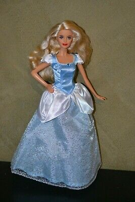 Brand New Barbie Doll Clothes Fashion Outfit Never Played With #238 Cinderella