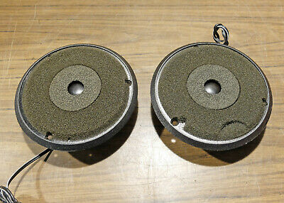 1 Pair - Electro Voice Interface A Series 2 Tweeters - 8 ohms