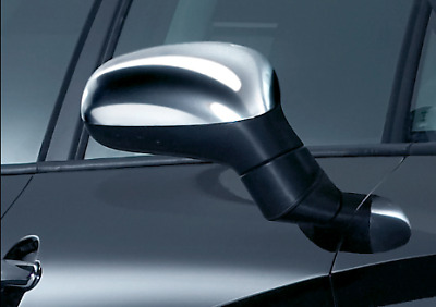 Genuine SEAT LEON (1P - 2005 - 2013) Chrome Side Mirror Covers