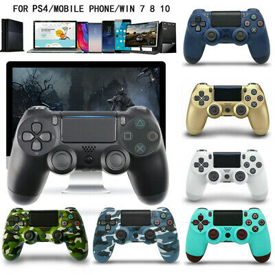 DUALSHOCK 4 Wireless Controller Gamepad PlayStation Bluetooth for SONY PS4