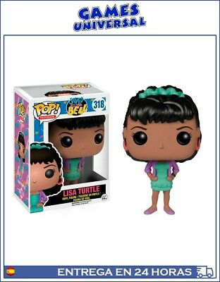 Funko Pop Save By The Bell Lisa Turtle