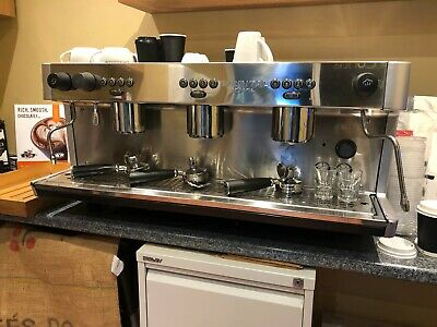 Iberital Intenz 3 group auto espresso machine