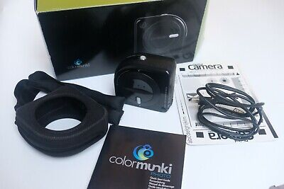 X-Rite ColorMunki Photo Monitor, Camera & Printing Calibration System - Boxed