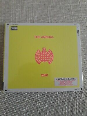 THE ANNUAL 2020 - Ministry Of Sound ( 2 CD )