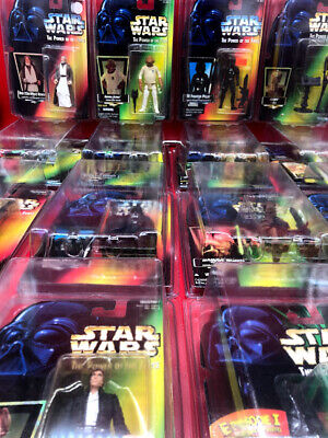STAR WARS POWER OF THE FORCE POTF ACTION FIGURES $3.25 Shipping Total! No Limit!