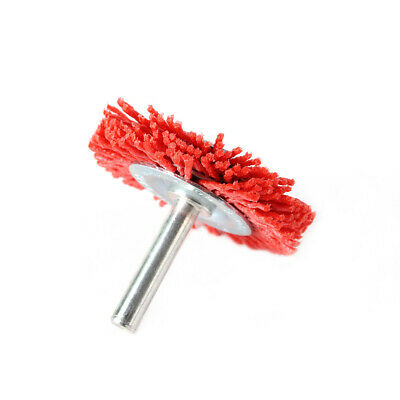 "50mm 2""Abrasive Nylon Wire Brush Polishing Wheel For Metal Polishing Derusting"