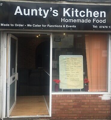 NOW SOLD !!! Takeaway Business For Sale Prime Location £8500