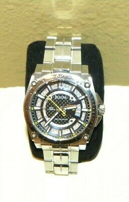 Bulova Precisionist 96B131 Wrist Watch for Men