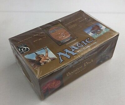 MTG- Revised Edition SEALED Booster box