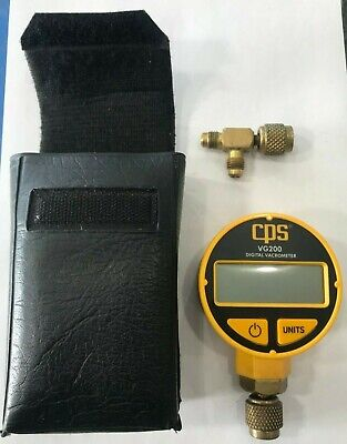 CPS VG200 digital Vacrometer FREE SHIPPING -USED!