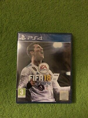 Fifa 18 Ps4 Unopened