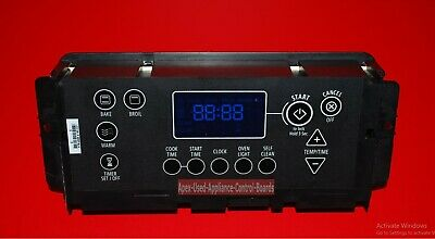 Whirlpool Gas Oven Electronic Control Board - Part # W10173527