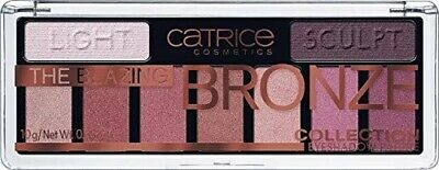 Catrice Cosmetics Eyeshadow palette The Blazing Bronze 010 Call it what you want