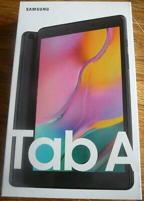 "NEW 2019 Samsung Galaxy Tab A 8"" 8.0"" SM-T290NZKAXAR Blk 32GB WiFi FreePriority!"