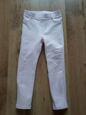 H & M Gitls Trousers   Age 4-5 Years