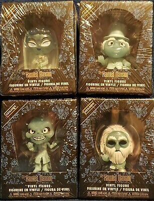 Funko Haunted Mansion Mystery Minis, Set Of 4 Hot Topic/Box Lunch Exclusives