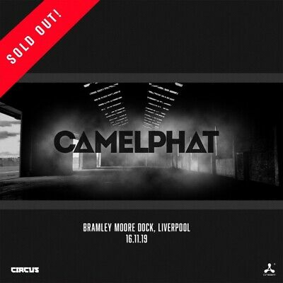 Camelphat Tickets X 2 Liverpool Nov 16th