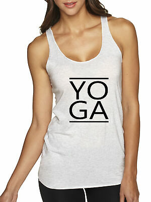 New Way 1446 - Women's Tank-Top YOGA Exercise Workout Fitness Cardio Gym