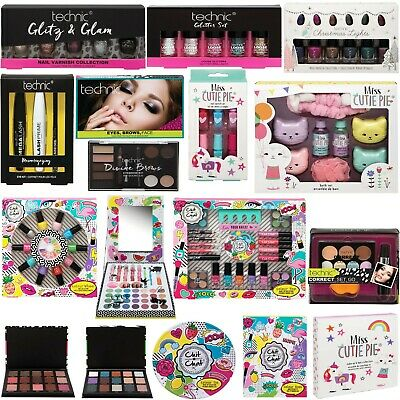 Christmas Cosmetics Gift Present Kit Set Technic Chit Chat Miss Cutie Pie Filler