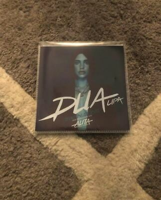 Dua Lipa - Swan Song - Mega Rare 4 Mix Brazilian CD Promo - New
