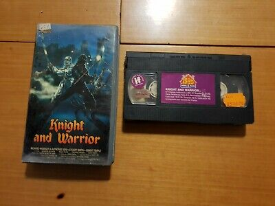 Vhs Knight And Warrior