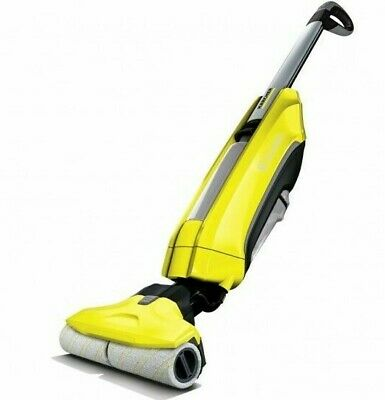 Karcher FC5 Cordless Hard Floor Cleaner With 2-in-1 Vacuum and Mop Function