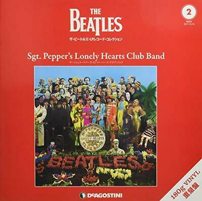 The Beatles LP record No. 2 Lonely Hearts Club Band DeAGOSTINI Japan