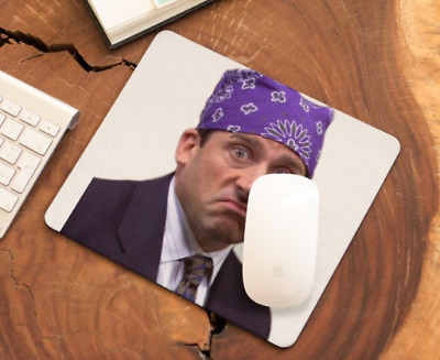 Michael Scott Mouse Pad The Office Mouse Pad Dunder Mifflin Mouse Pad