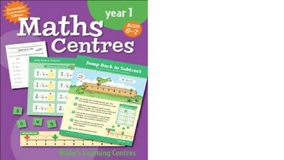 Maths Centres Year 1 Ages 6-7 - Blake Education
