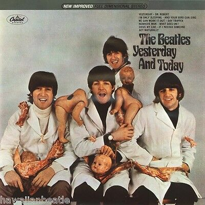 Beatles Yesterday and Today Butcher Slick