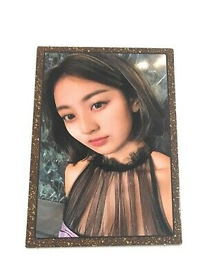 TWICE JIHYO 8th Mini Album Feel Special Official Photocard JIHYO KPOP JYP JH