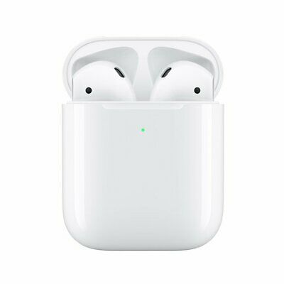 Genuine Apple AirPods (2nd Gen) with Wireless Charging Case MRXJ2ZA/A FREE POST