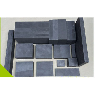 1pcs High Purity Density Graphite Block Plate Electric Spark Mold Graphite