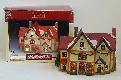 Lemax Christmas Village Building 'Christmas Shoppe' from 1993 Village Collection