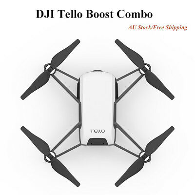 Original DJI Tello Boost Combo 720p HD Transmission Drone Helicopter AU Stock
