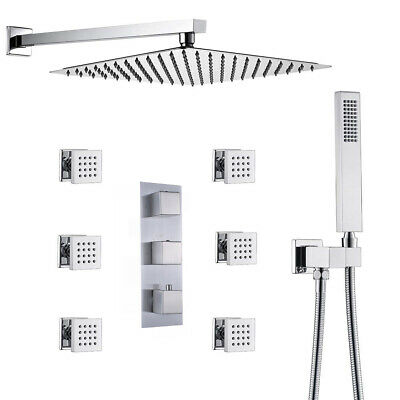 Hansgrohe Axor Allegroh 16405 Tub-shower mixer loop handle polished brass