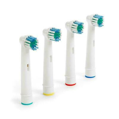 Braun Oral-B PRECISION CLEAN Toothbrush Replacement Brush Heads 4Pack GENUINE